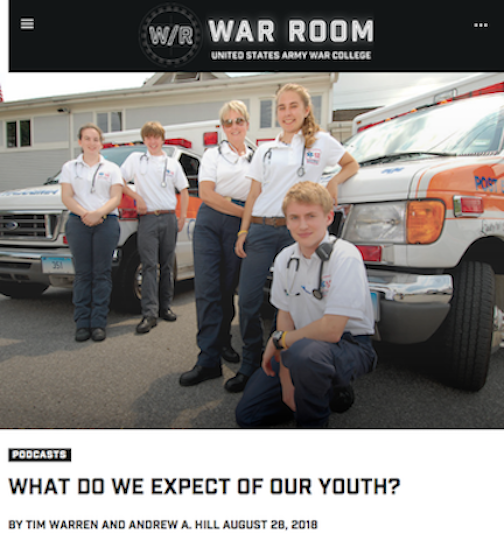 Tim Warren on WAR ROOM podcast