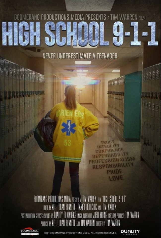 Image result for high school 911 movie poster